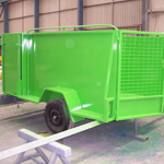 VIP Lawn Mowing Trailers